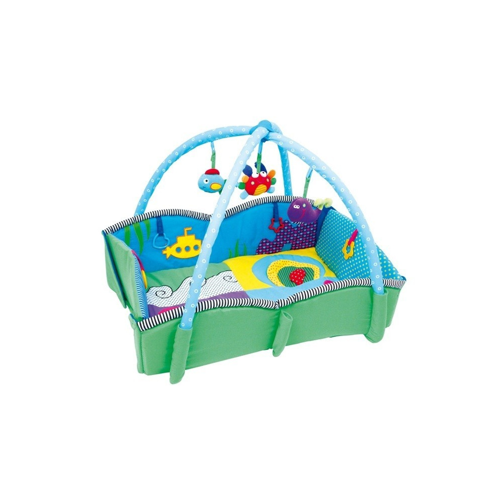 Base Toys speelkleed voor de baby Pulpino