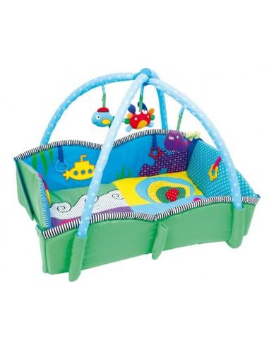 Base Toys speelkleed voor de baby...