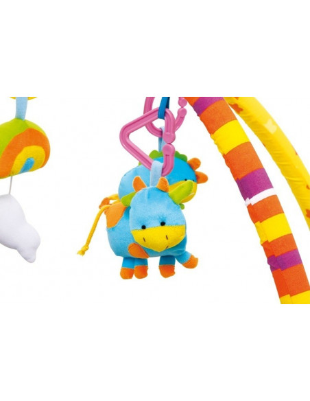 Base Toys speelkleed Oerwoud