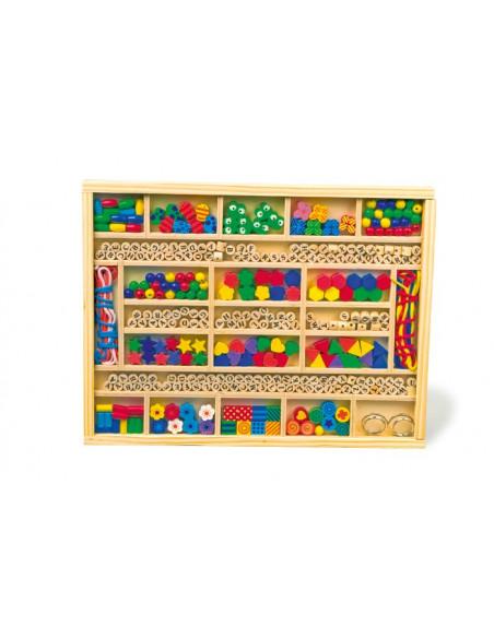 Base Toys Rijgbox
