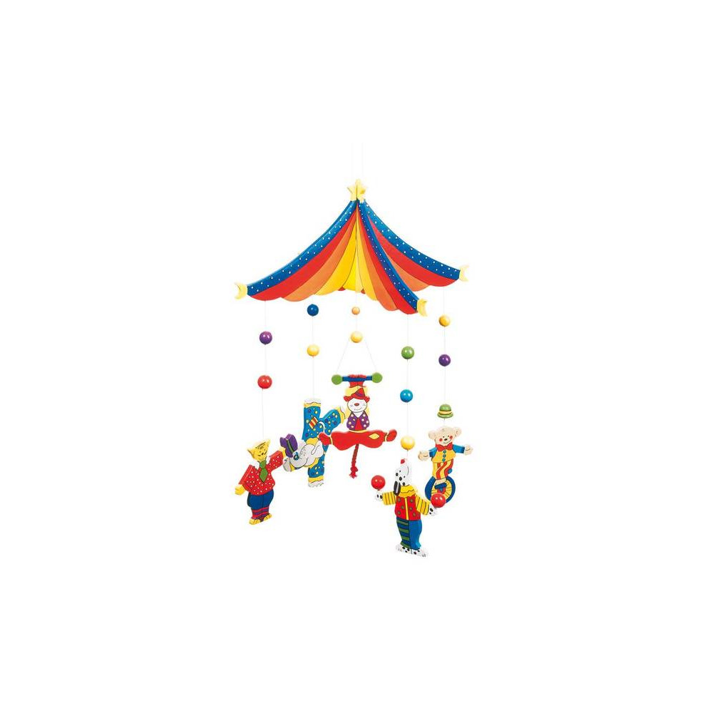 Goki Houten mobiel circus