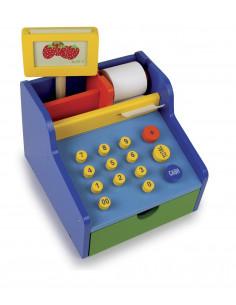 Mentari houten kassa