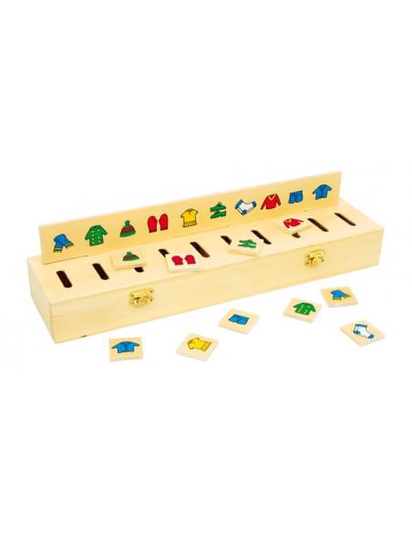 Base Toys sorteerbox