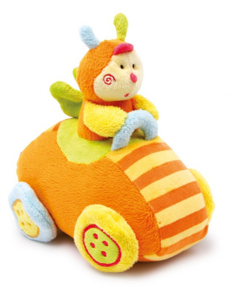 Base Toys knuffel racer Pia