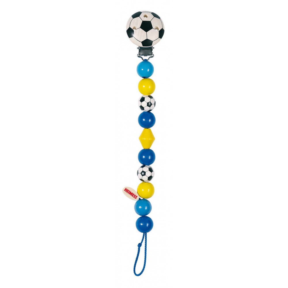 Heimess Speenketting Voetbal (blauw)
