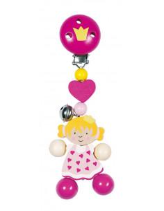 Heimess clip-figuur Prinses