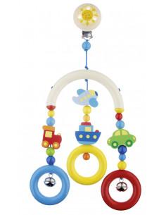 Heimess baby mobiel Voertuigen