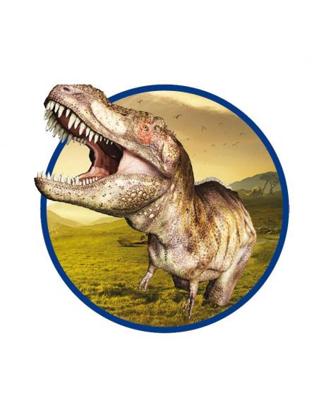 SES T-Rex Opgraven