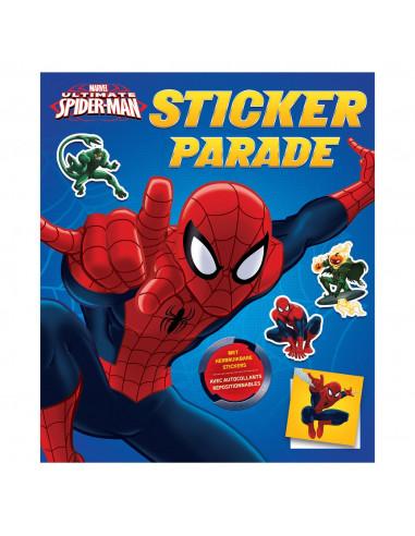 Spiderman Sticker Parade BT