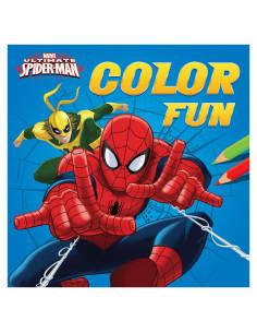 Spiderman Color Fun