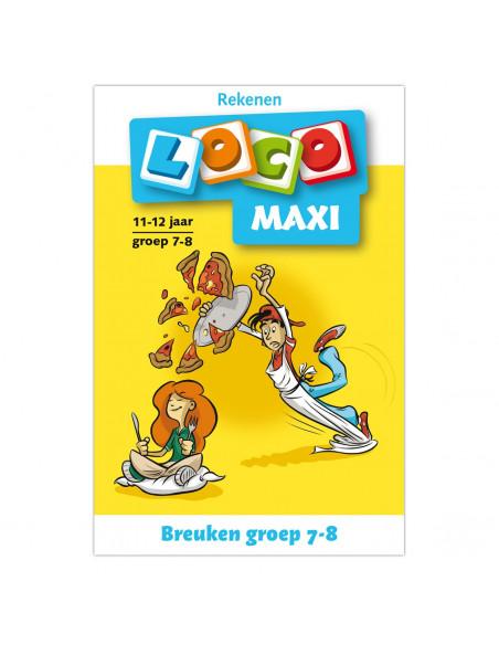 Maxi Loco - Breuken groep 7/8