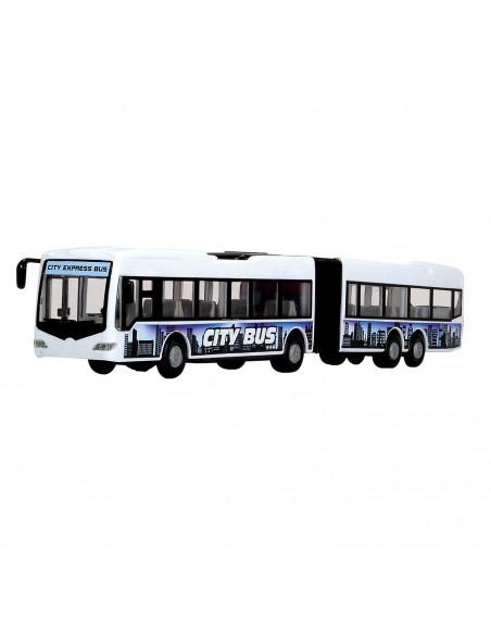 Stadsbus Blauw