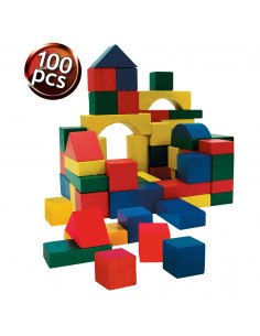 Blokken in Ton 100 dlg.
