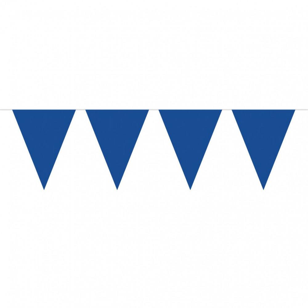 Vlaggenlijn XL Paars, 10mtr.