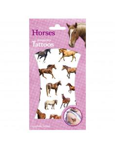 Tattoo's - Paarden