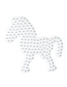 Hama Strijkkralenbordje - Pony