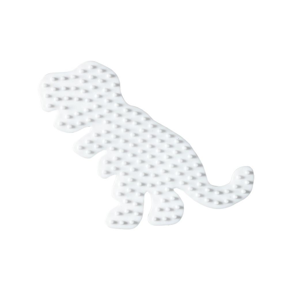 Hama Strijkkralenbordje - Dino