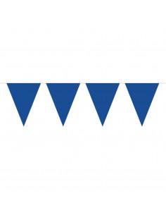 Vlaggenlijn XL Donkerblauw 10mtr.