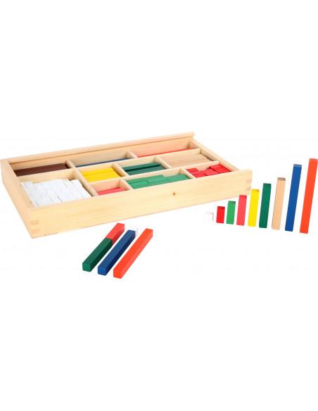 Base Toys Houten Rekenstaafjes