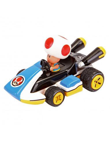 Pull Back Super Mario Kart - Toad