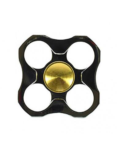 Luxe Fidget Spinner Metaal - Vierkant