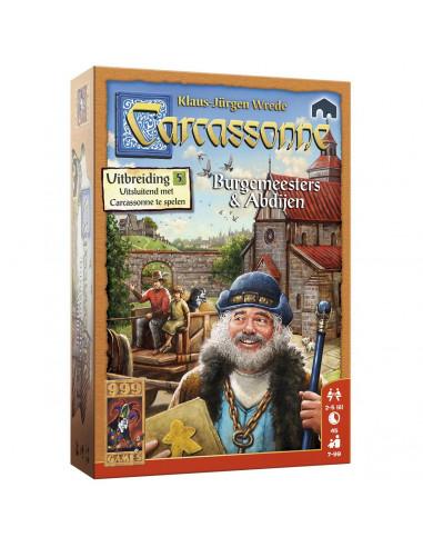 Carcassonne - Burgemeesters en...