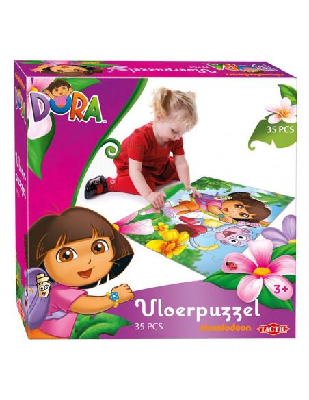 Dora Vloerpuzzel