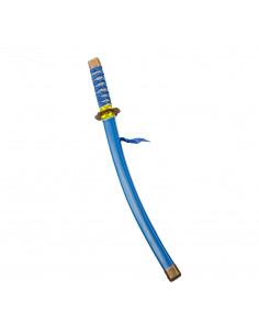 Ninja zwaard groot Blauw