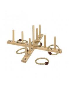 Goki houten Ringwerpen - Groot