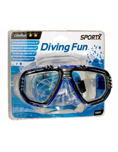 SportX Volwassen Zwemmasker