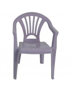 Kinderstoel - Paars