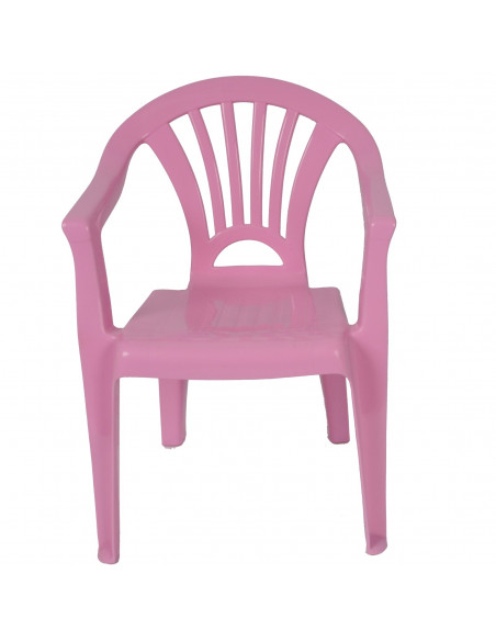 Kinderstoel - Roze