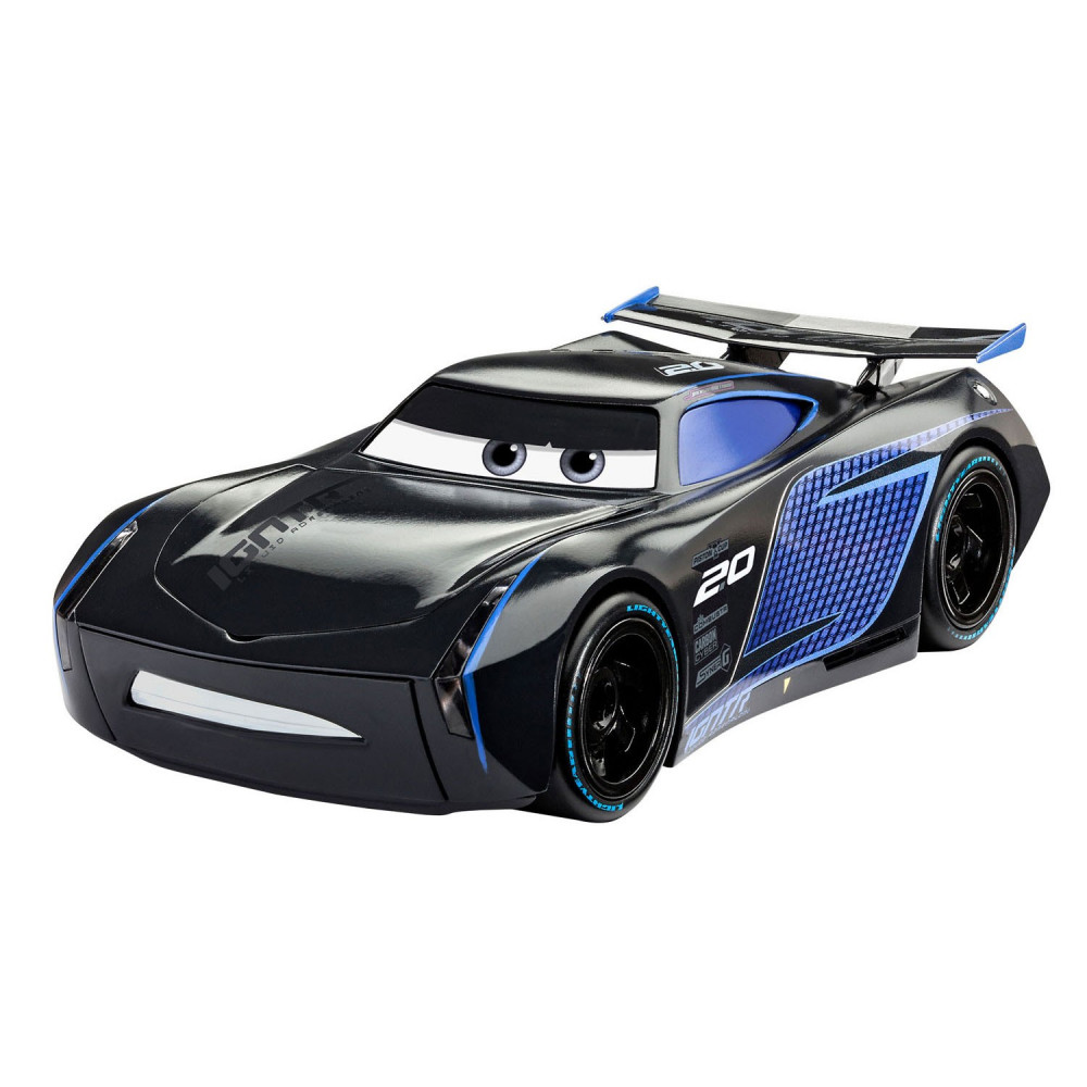 revell junior kit cars jackson storm online kopen. Black Bedroom Furniture Sets. Home Design Ideas