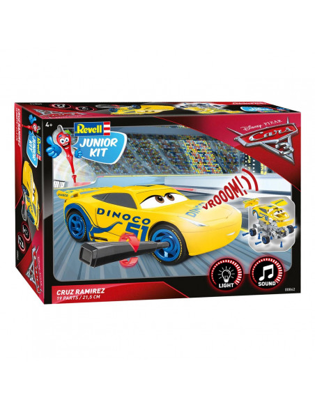 Revell Junior Kit Cars - Cruz Ramirez