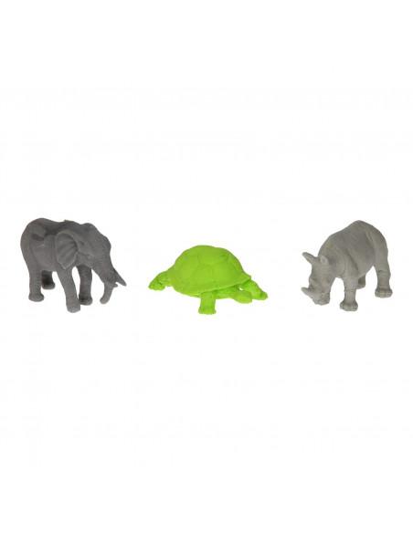 3D Dieren Gum BT