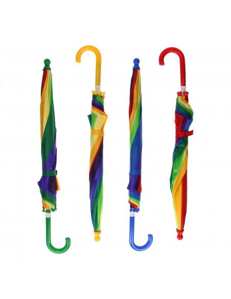 Regenboog Paraplu