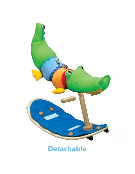 Wonderworld Hobbel Krokodil