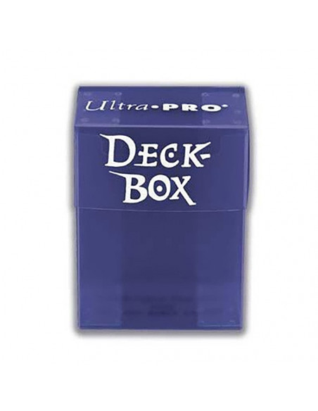 Deckbox Solid Blauw C30