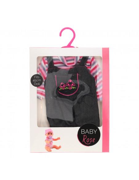 Baby Rose Poppenkleren Cadeauverpakking
