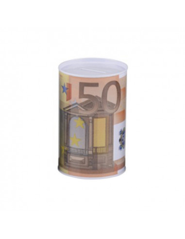 Spaarpot 50 Euro 13cm