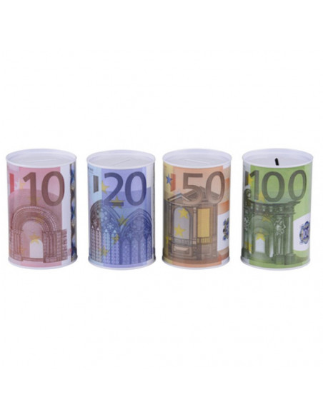 Spaarpot 20 Euro 13cm
