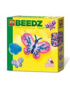 SES Strijkkralen - Vlinders