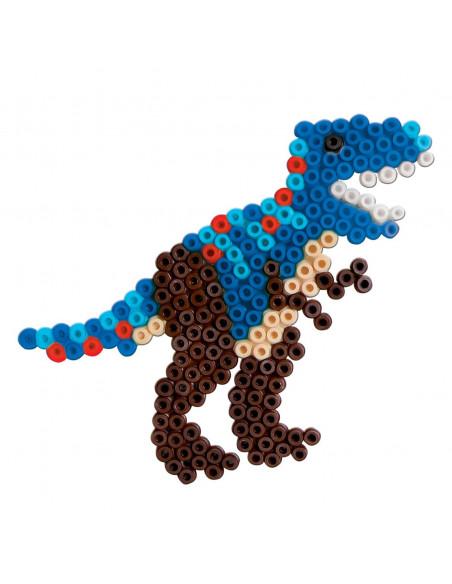 SES Strijkkralenset Dino's