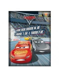 Cars 3 Vriendenboekje