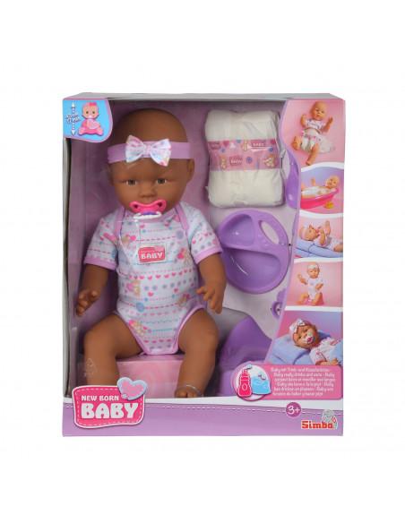 New Born Baby Pop - Lichtbruin