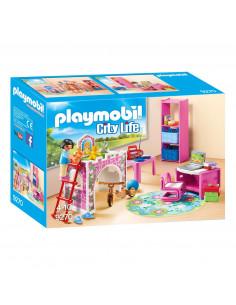 Playmobil 9270 Kinderkamer met Hoogslaper