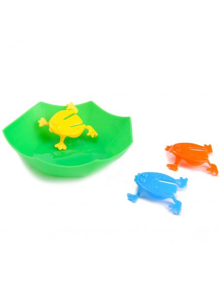 Compact Springkikkerspel