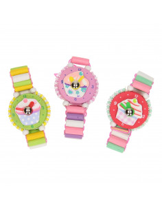 Houten Horloge BT