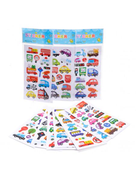 Stickers - Voertuigen