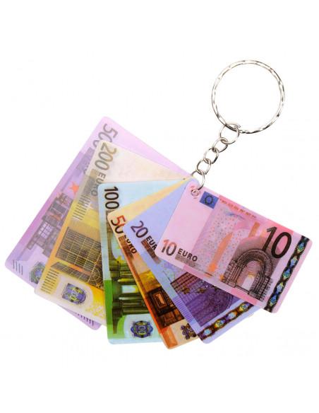 Sleutelhanger - Eurobiljetten
